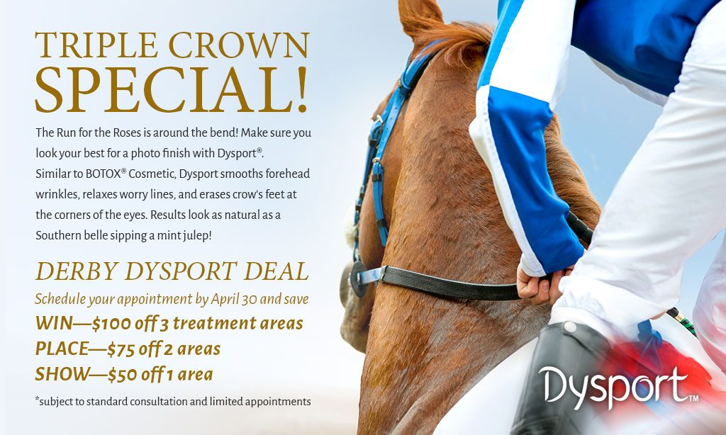 April 2019 special on Dysport