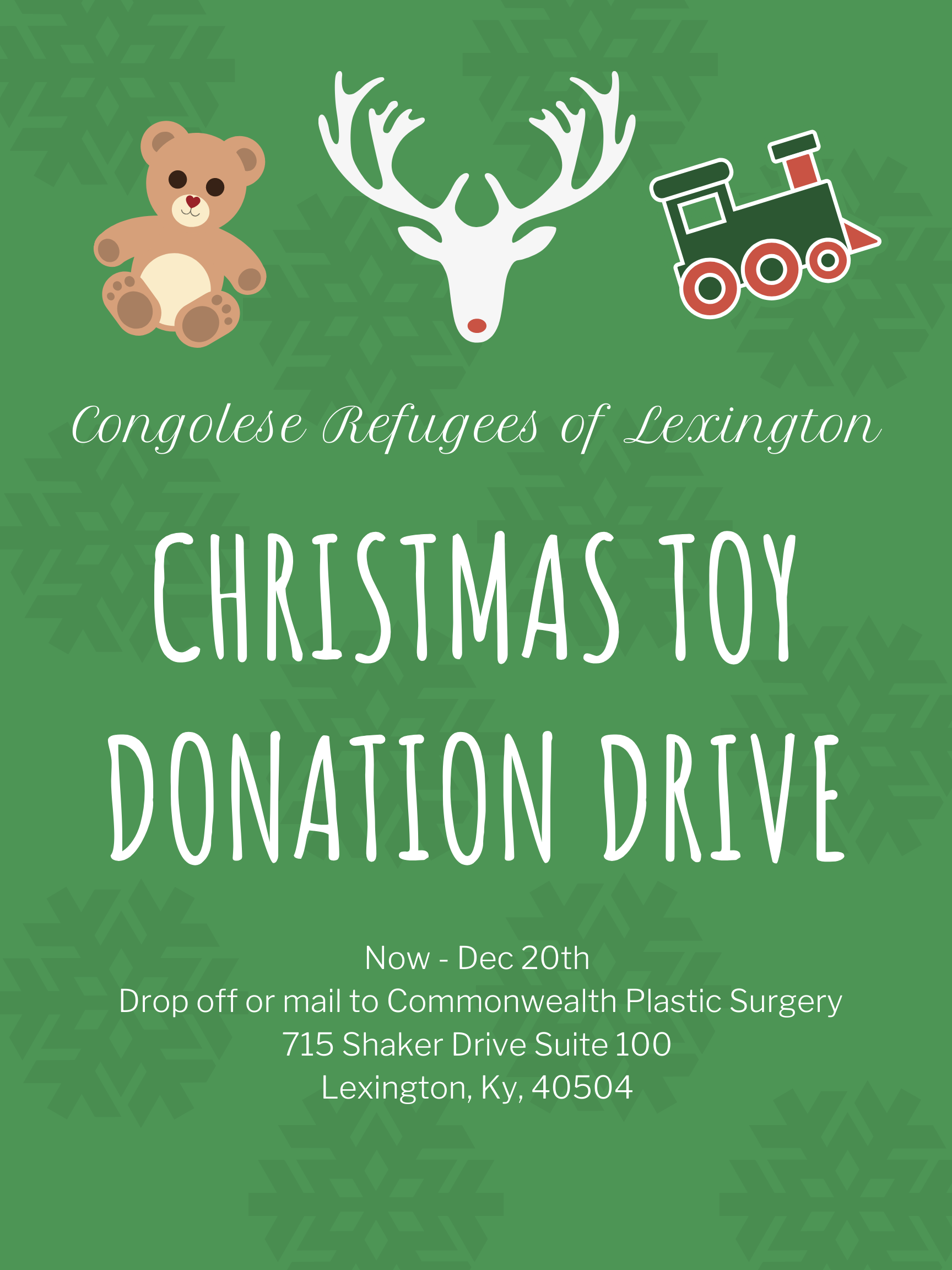 December toy drive